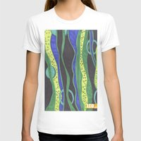 river T-shirts featuring River by LivingCanvasDesigns