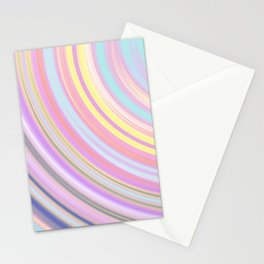 abstract mix Stationery Cards