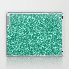 Schoolyard Aviation Green Laptop & iPad Skin