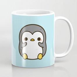 Shy penguin Coffee Mug