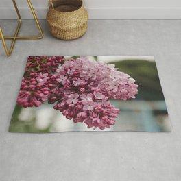 Spring Lilacs Rug