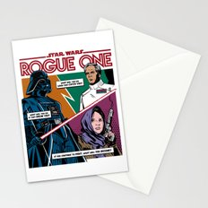 Rogue One Stationery Cards