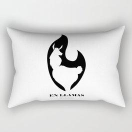 En LLamas Rectangular Pillow
