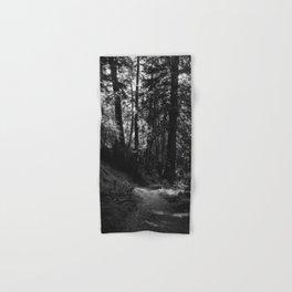 Big Sur Hike Hand & Bath Towel