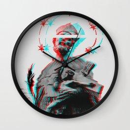 Vexed Wall Clock