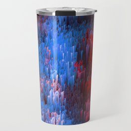 Blue Dance Travel Mug