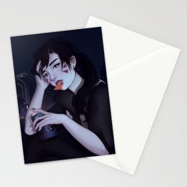 "D.Va - ""Snack Break"" Stationery Cards"