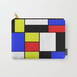 Mondrian #20 Carry-All Pouch
