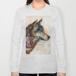 WOLF#1 Long Sleeve T-shirt