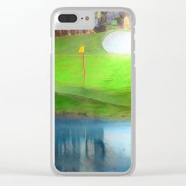 The Masters Golf - The Masters 16th Hole - Augusta National Clear iPhone Case