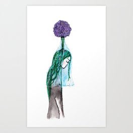 My Bouquet Art Print