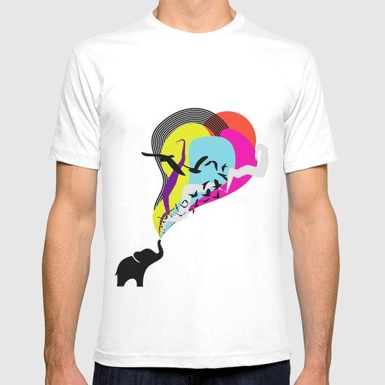 the elephant's dream T-shirt