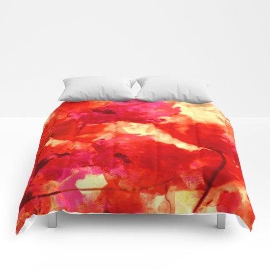 poppy idea Comforters