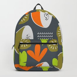 Modern fruity fruits Backpack