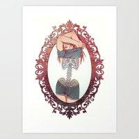 Espelho Art Print