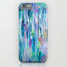 Silver Rain iPhone 6 Slim Case