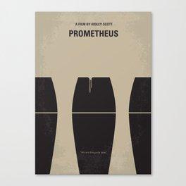 No157 My Prometheus Canvas Print