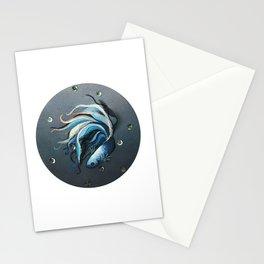 Betta Fish 03 Stationery Cards