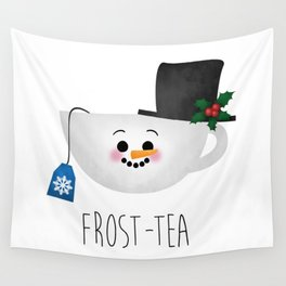 Frost-tea Wall Tapestry