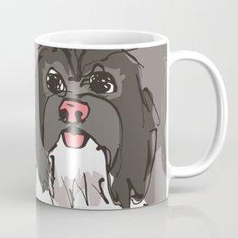 LulZ. Beige. Coffee Mug