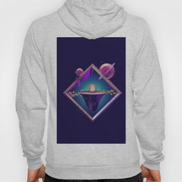 Planets & Mountains Hoody
