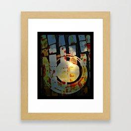 Mayan series 5 Framed Art Print