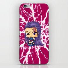 Chibi Psylocke iPhone & iPod Skin