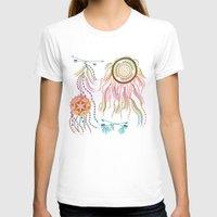 dream catcher T-shirts featuring Dream Catcher by famenxt