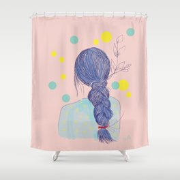 Miss Julia Shower Curtain