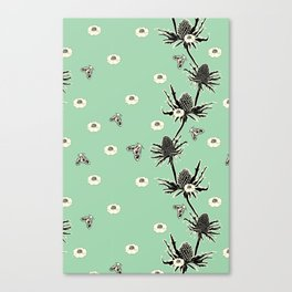 SeaHolly Canvas Print