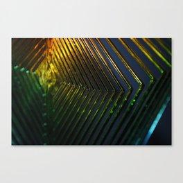 Shiny Cheap Rainbow Thrills Canvas Print