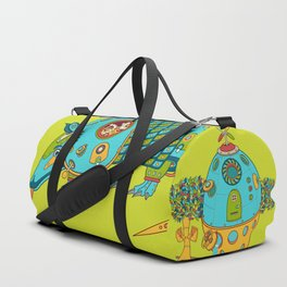Armadillo, from the AlphaPod collection Duffle Bag