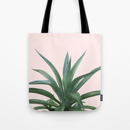 Cactus Photography Pink Tote Bag