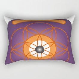 ilumin.eye.tion Rectangular Pillow