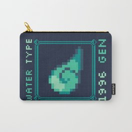 Water Type Carry-All Pouch