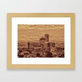Aparecida Framed Art Print