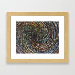 Wild Eye Framed Art Print