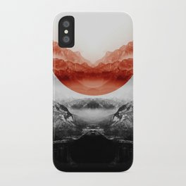 Why down the red iPhone Case