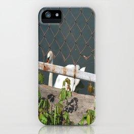 good neighbor iPhone Case