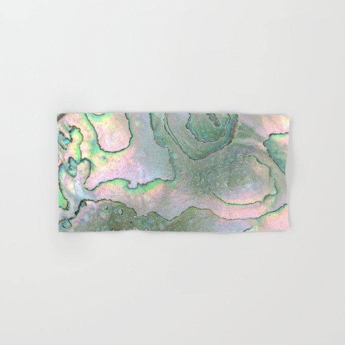Shell Texture Hand & Bath Towel