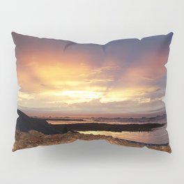 Seaweed Sunset Pillow Sham