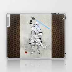 Samurai Trooper Laptop & iPad Skin