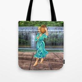 Waterbearer Knot Tote Bag