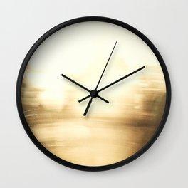 Memories (II) Wall Clock