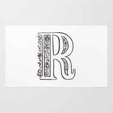 R is for Rug