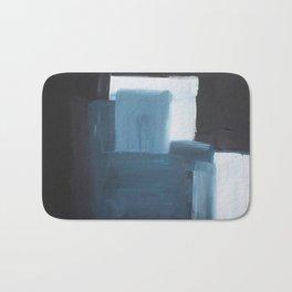 THE DEViL AND THE DEEP BLUE SEA Bath Mat