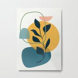 Abstract Modern Art 16 Metal Print