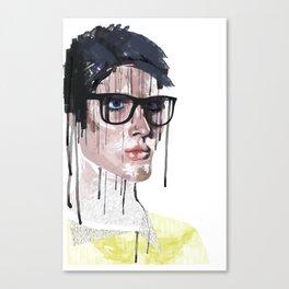 Mr.Love Canvas Print