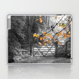 Hint of Autumn Laptop & iPad Skin