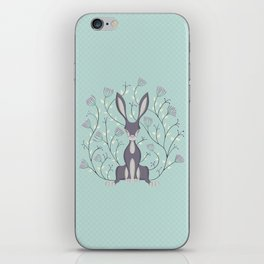 Hare iPhone Skin